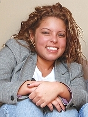 Bio page of Olivia model